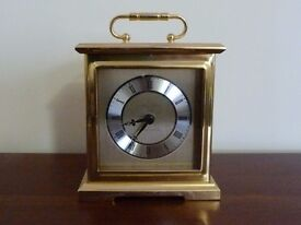 Clock for sale - small carriage clock - London Clock company.