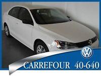 2012 Volkswagen Jetta 2.0L Trendline+Air Automatique