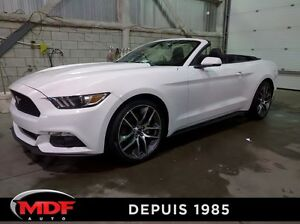 2015 Ford Mustang Décapotable Ecoboost Premium d'occasion