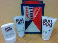 Bulldog Men's Skincare Products + Gift Bag RRP £15 (BRAND NEW)