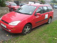 Ford Focus LX Estate 2000 1.6