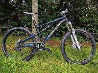 Boardman Team FS 650b (2015) 130mm Full Suspension Mountain Bike - NOT Trek Giant Specialized Norco