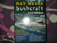 RAY MEARS BUSHCRAFT SERIES 2