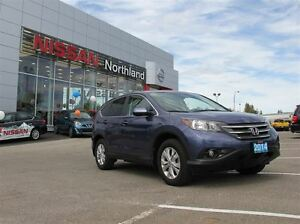 2014 Honda CR-V EX SUNROOF AWD HEATED SEATS