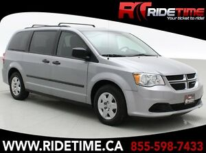 2013 Dodge Grand Caravan SE - 7 Passenger, Tinted WIndows