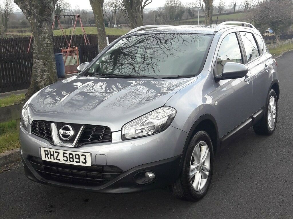 nissan qashqai 1 5 dci acenta in ballymena county. Black Bedroom Furniture Sets. Home Design Ideas