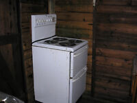Creda Double Oven Cooker