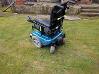 Sunrise Quickie F75 - Mobility Scooter / Wheelchair