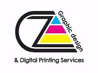 Digital Printing & Graphic Design Services