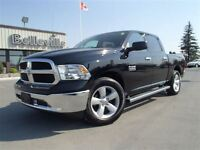 2014 Ram 1500 SLT-4X2-Side Steps Chrome-20 Alloy Rims With ALL S