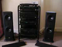 Marantz Tannoy ProJect Complete Quality Hi-Fi System