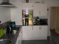 Kitchen units and appliances for sale.,