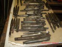 Morse Taper Drills