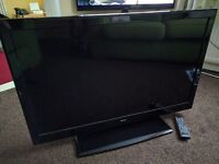 Bush 39 inch Full HD LCD TV Power Supply Problem Spares or Repair