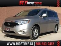 2012 Nissan Quest SV - Heated Seats - ONLY $159 Bi-Weekly!