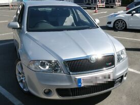 Skoda Octavia vrs CR 2009. 3 previous owners, FSH, 52888 miles. £5250 ono