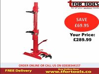 Sealey RE231 Coil Strut Spring Compressing Station + Free RE23RS