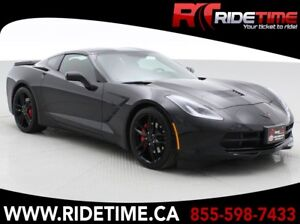 2016 Chevrolet Corvette Stingray - Hard Top Convertible, Duel A/