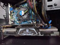 Gaming / Media desktop PC - i7 3770k, inno3d ichill gtx 780, 16gb RAM, 1.5tb HDD