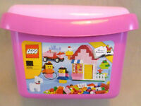 LEGO Pink Brick Box Set (5585)