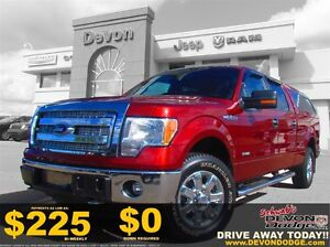 2014 Ford F-150 XTR ECOBOOST// Crew Cab