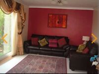 Two single rooms to let in family house