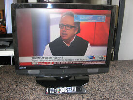 "TECHNIKA 22"" LCD TV"