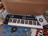 Samson Graphite 49 Midi Controller and Keyboard