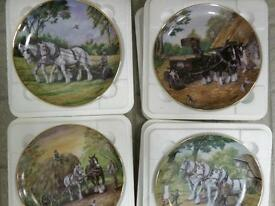 Porcelain collector plates for sale