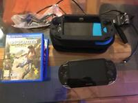 Ps vita console and games bundle