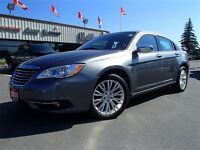 2011 Chrysler 200 Limited-Sunroof-Bluetooth-Navigation