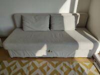 Ikea Sofa Bed 3-seater