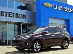 2016 Toyota RAV4 Limited AWD Remote Start|Heated Wheel|Surround