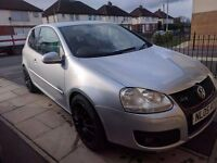 Volkswagen Golf 1.9 TDI Sport Re-mapped + GTI body kit