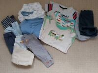 Bundle of clothes, 6-9 months