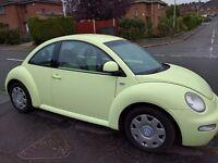 Volkswagen beetle 1.6 2000