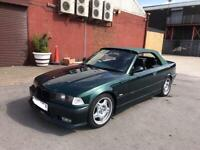 BMW CONVERTIBLE FINISHED IN FERN GREEN E30 M3 E36