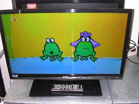 "BUSH 28"" LED TV/DVD"