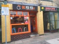 Take Away for sale shop fully equipped IMMEDIATE Start