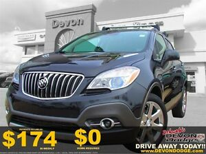 2013 Buick Encore Premium // Accident Free // AWD