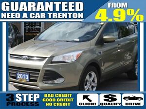 2013 Ford Escape SE 4WD AUTO LOADED