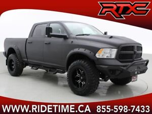 "Lifted 2015 Ram 1500 Crew Cab - 20"" Toyo Tires, Backup Camera, T"