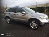 Excellent , well looked after 2007 Honda CR-V