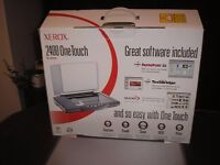 Xerox scanner boxed complete with all software