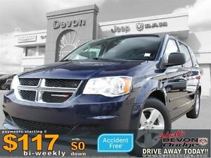 2015 Dodge Grand Caravan SE/SXT: Uconnect/Bluetooth, Rear Air