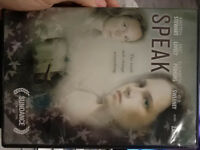 "DVD ""Speak"" w/ Kristen Stewart"
