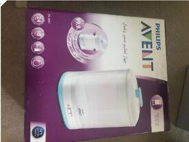 Philips Avent Compact Baby Bottle Steriliser