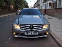 MERCEDES BENZ C CLASS C220 AMG SPORTS AUTOMATIC DIESEL *IMMACULATE CONDITION*