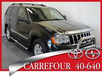 2008 Jeep Grand Cherokee Laredo Diesel Cuir+Mags+Toit Ouvrant