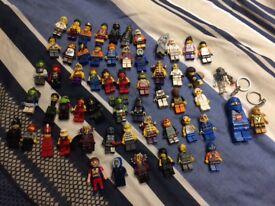 Box ov Lego & 57 figures